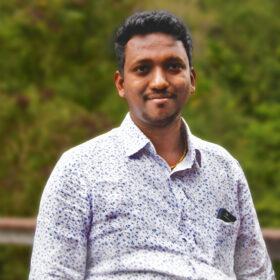 Manikandan Portrait
